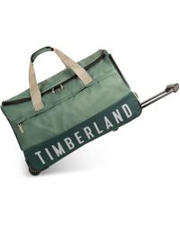 "Timberland - Ocean Path 26"" Wheeled Duffel Bag - Lyst"