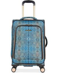 "Aimee Kestenberg - Sydney 20"" Expandable Softside Spinner Carry-on Suitcase - Lyst"
