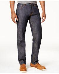 LRG - Men's Big & Tall Raw Denim Jeans - Lyst