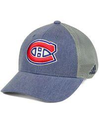 adidas - Montreal Canadiens Geno Flex Cap - Lyst