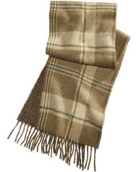Polo Ralph Lauren - Men's Reversible Stable Plaid Scarf - Lyst
