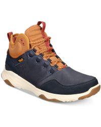 Teva - Arrowood 2 Mid Wp (tortoise Shell) Men's Shoes - Lyst