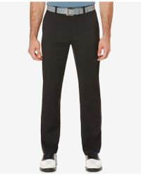 PGA TOUR - Men's Woven Flat-front Golf Pants - Lyst