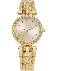 Charter Club - Pavé Bracelet Watch 28mm, Created For Macy' - Lyst