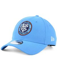 timeless design 70d37 a3ed4 KTZ Banner Patch 9forty Cap in Blue for Men - Lyst
