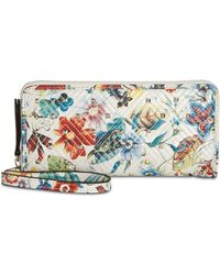INC International Concepts - I.n.c Quiin Zip-around Wristlet, Created For Macy's - Lyst