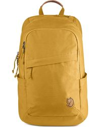 Fjallraven - Raven Backpack With Padded Laptop Compartment - Lyst