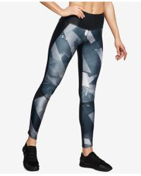 Under Armour - Fly Fast Heatgear® Printed Leggings - Lyst