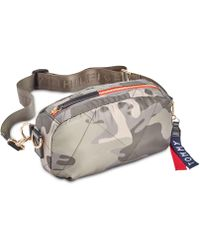 Tommy Hilfiger - Kensington Quilted Convertible Nylon Fanny Pack - Lyst