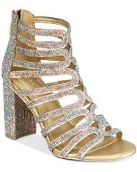 Kenneth Cole Reaction | Women's Crash It Dress Sandals | Lyst