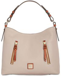 Dooney & Bourke - Patterson Cooper Large Hobo - Lyst