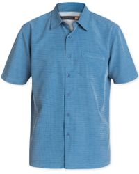 Quiksilver - Waterman Collection Centinela 3 Shirt - Lyst