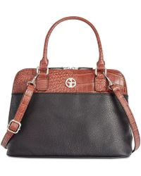 Satchel Red In Korry Guess Lyst Dome xpOw1H0tnq