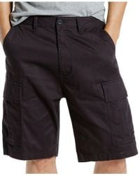 Levi's - Carrier Loose-fit Cargo Shorts - Lyst