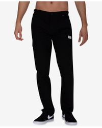 Hurley - Troop Cargo Trousers - Lyst