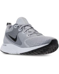 new product 28409 6fc96 Nike - Legend React Running Sneakers From Finish Line - Lyst