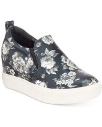Wanted - Petals Wedge Sneakers - Lyst