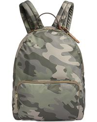 Tommy Hilfiger - Julia Camo Large Dome Backpack - Lyst