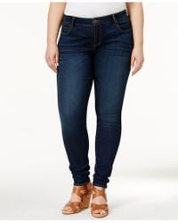 Kut From The Kloth - Reese Motive-wash Straight-leg Ankle Jeans - Lyst