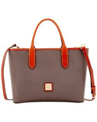 Dooney & Bourke - Brielle Small Satchel - Lyst
