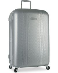 """Anne Klein - Cairo 29"""" Expandable Hardside Spinner Suitcase - Lyst"""