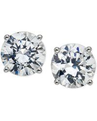 Macy's - Certified Diamond Stud Earrings (5/8 Ct. T.w.) In 14k Gold Or White Gold - Lyst