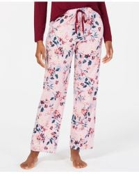 INC International Concepts - I.n.c. Printed Pajama Pants, Created For Macy's - Lyst