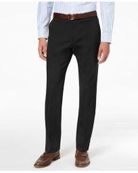 Tommy Hilfiger - Classic-fit Flex Stretch Comfort Dress Pants - Lyst