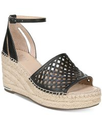 Franco Sarto - Calabria Platform-wedge Espadrille Sandals, Created For Macy's - Lyst