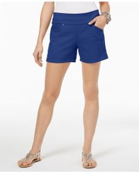 INC International Concepts - Pull-on Shorts - Lyst