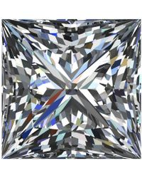 Macy's - Gia Certified Diamond Princess (1/2 Ct. T.w.) - Lyst