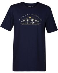 Hurley - Dirt Dreams Graphic T-shirt, Created For Macy's - Lyst