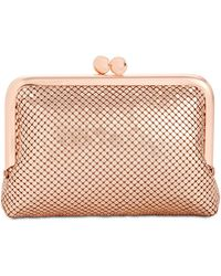 INC International Concepts - I.n.c. Penny Flat Mesh Coin Purse, Created For Macy's - Lyst
