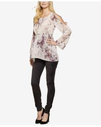 Jessica Simpson - Maternity Embroidred Jeggings - Lyst