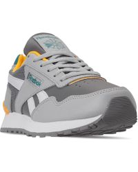c371c6b3e Reebok - Classic Harman Run Ltcl Casual Sneakers From Finish Line - Lyst