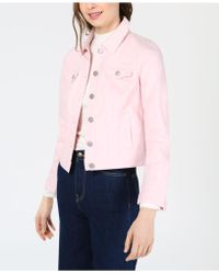 Maison Jules - Denim Jacket, Created For Macy's - Lyst