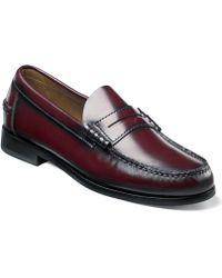 Florsheim - Shoes, Berkley Penny Loafers - Lyst