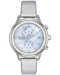 Citizen - Fb2000-03d Eco-drive (silver) Watches - Lyst