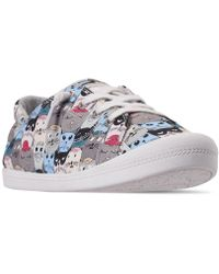5e98db8ad8cf Skechers - Bobs Beach Bingo - Cat House Party Bobs For Dogs And Cats Casual  Sneakers