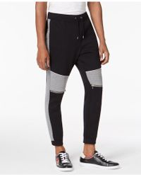 INC International Concepts - Quilted Track Trousers, Created For Macy's - Lyst