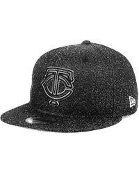 KTZ - Minnesota Twins Spec 9fifty Snapback Cap - Lyst