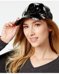 August Accessories - Dragonfly-print Baseball Cap - Lyst