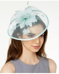 August Accessories - Jade Fascinator - Lyst