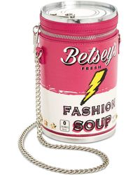Betsey Johnson - Soup There It Is Crossbody - Lyst