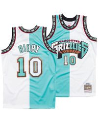 26ccce8ffa5 Mitchell & Ness Vancouver Grizzlies Final Seconds T-shirt in Black for Men  - Lyst