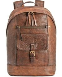 Patricia Nash - Men's Tuscan Leather Backpack - Lyst