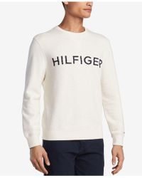 Tommy Hilfiger - Long-sleeve Logo Shirt, Created For Macy's - Lyst