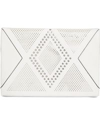 INC International Concepts - Hazell Perforated Clutch, Created For Macy's - Lyst
