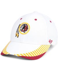 df9d53b02 Lyst - 47 Brand Washington Redskins Franchise Hat in Yellow for Men