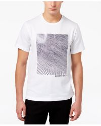 Kenneth Cole Reaction | Men's Graphic-print T-shirt | Lyst